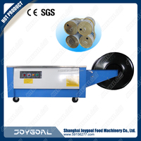 Lowest price low type Strapping machine for book boxcarton