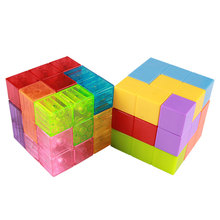 Hot Sales Educational Toys Colorful Magnetic Building Blocks For Kids