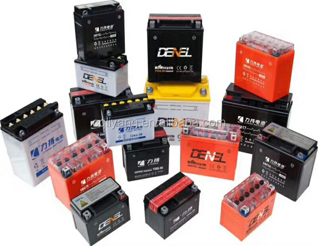 YTX9A-BS Lead-acid Motorcycle Battery