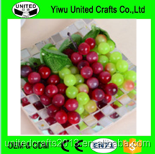 Artificial Fake Plastic Grape Fruit Food Party Table Decoration