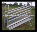 mobile used container loading ramp