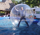 Giant inflatable water walking ball /TPU inflatable human sphere balloon water balls walking