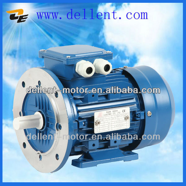 MS three phase small powerful electric motors made in china