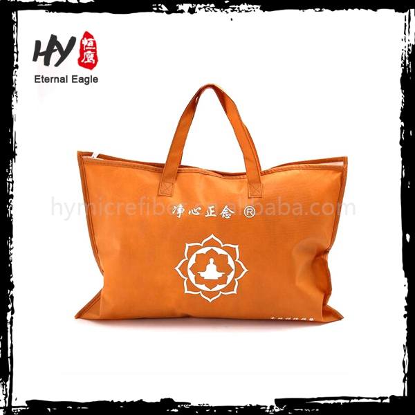 New design recycled non woven polypropylene shopping bags with low price