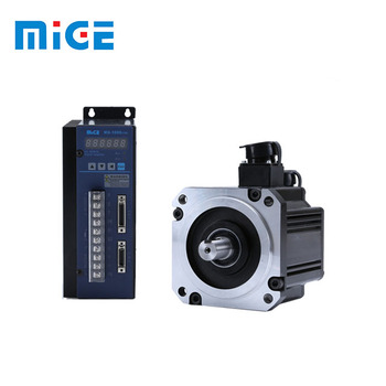 5.5kw high torque CNC router servo motor kit