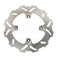 200mm Rear solid disc brake rotor for motorcycle parts
