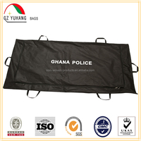 Zipper Funeral Corpse Bag For POLICE