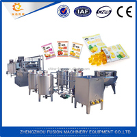 2016 new hard/jelly/lollipop candy making machine