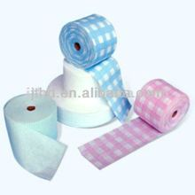 Spunlace nonwoven cleaning wet wipes