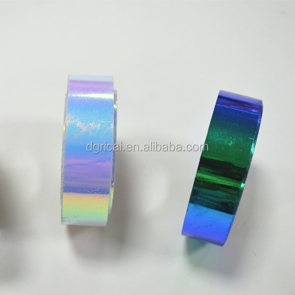 5mm wide Holographic PP Ribbon
