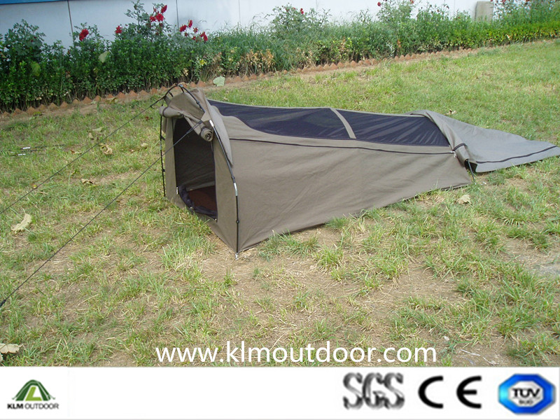 Portable Camping Trailer Tent/Waterproof Camping Tube Tent