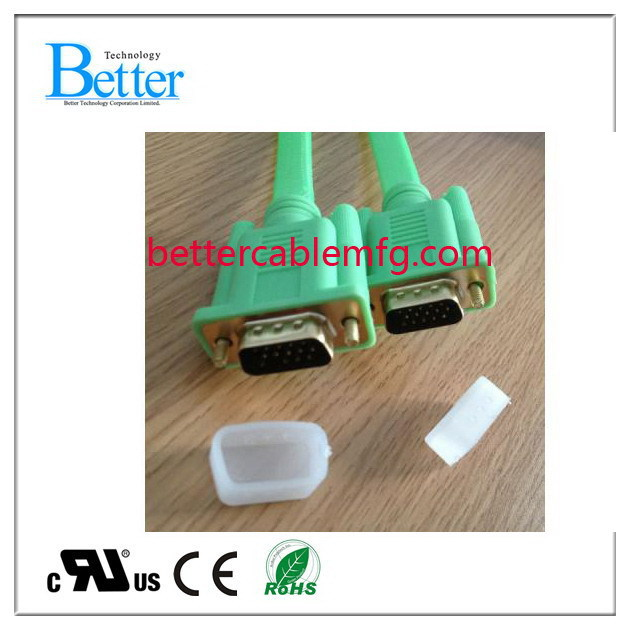 Fashionable Cheapest vga 2-in-1 cable splitter