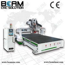 Bcamcnc Machinery Company, furniture making machine BCM1325D cnc router machine with high accuracy