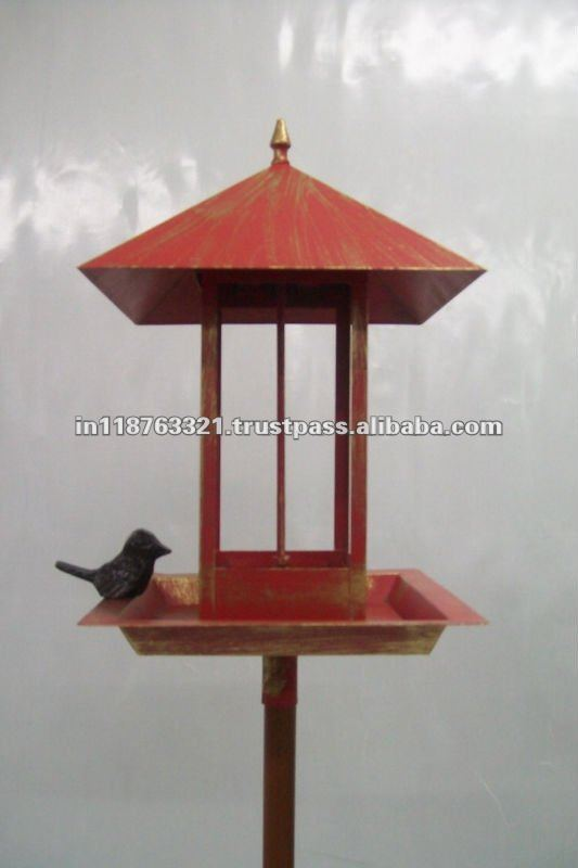 Iron Bird Feeder