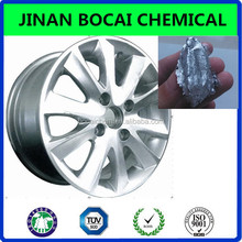 BOCAI non-leafing aluminum paste, High quality aluminum paste for car wheel paint, Best price aluminum paste for exhaust paint