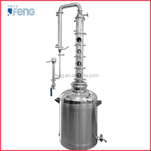 50L 100L electric alcohol distiller for whiskey/rum/brandy/gin