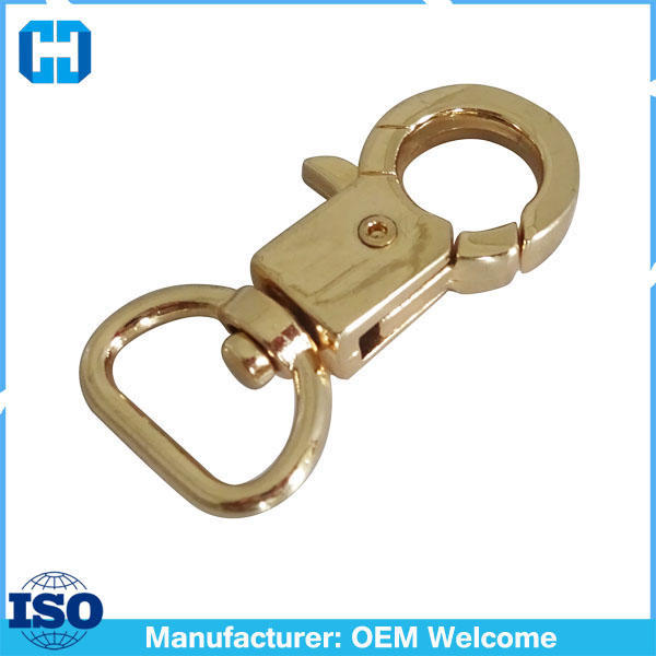 Metal Swivel Clasps Purse Clips Bag Hooks From Guangdong