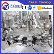 3 in 1 Filling and Capping Making Machine Line For Soda/Pure/Carbonated Drinks with Plastic Bottles