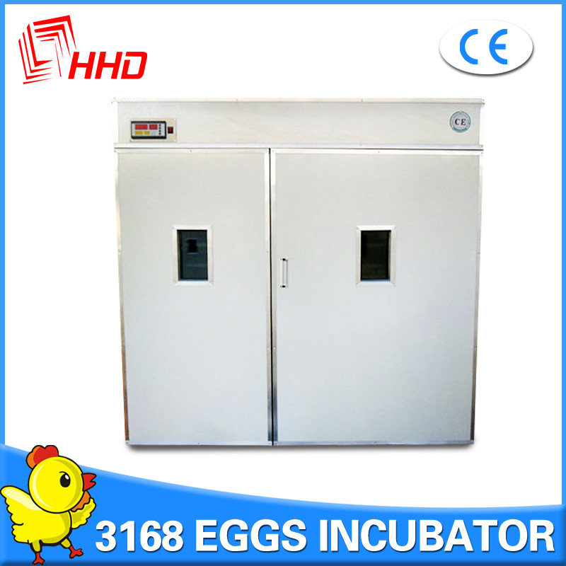 HHD YZITE-19 CE marked chicken/duck/bird/ ostrich egg incubator for sale in zimbabwe