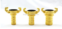 Brass Claw Couplings / Brass Quick Couplings / Brass GEKA Couplings