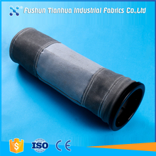 Fiberglass fabric material bag filter for waste incinerator/lime plant