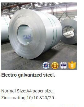 Prime G275 Hot Dipped Galvanized Steel Coil