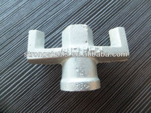 Galvanized Q235 Steel 15*10mm formwork wing nut
