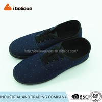 Made in China factory comfortable non-slip old people shoes