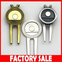 TX180 Plastic golf metal divot repair tool made in China