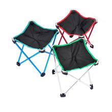 Professional manufacture commercial aluminum alloy foldable beach camping chairs
