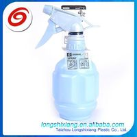 2015 automatic plant watering system,flowers made plastic bottles,950ml water flowers bottle with trigger sprayer