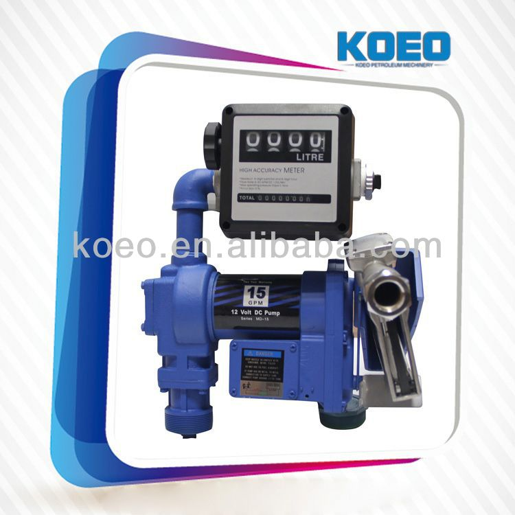 2014 New Design Man Trucks Diesel Fuel Pump