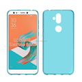 clear Transparent soft mobile phone case for Zenfone 5 lite ZC600KL tpu back cover