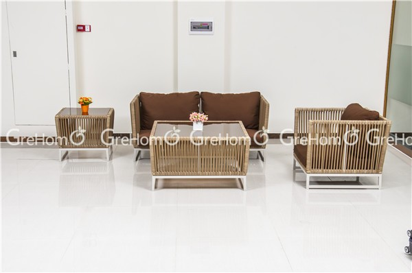 rattan furniture living room rattan corner sofa buy