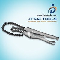 Chain Locking Pliers, Mechanical Tools Kit