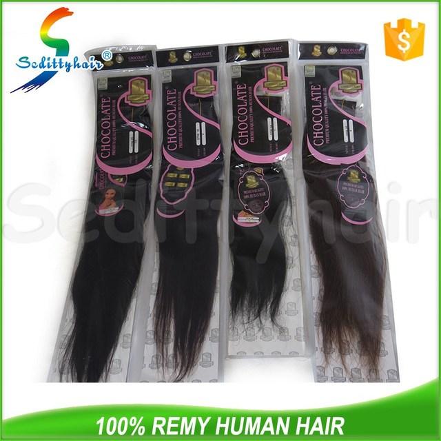 Grade 8a unique style #4 straight wave peruvian hair uk
