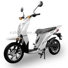 big wheels kick scooter 2 wheel kick bike CE/EEC high speed long range two wheel hub motor electric scooter with pedals for sale