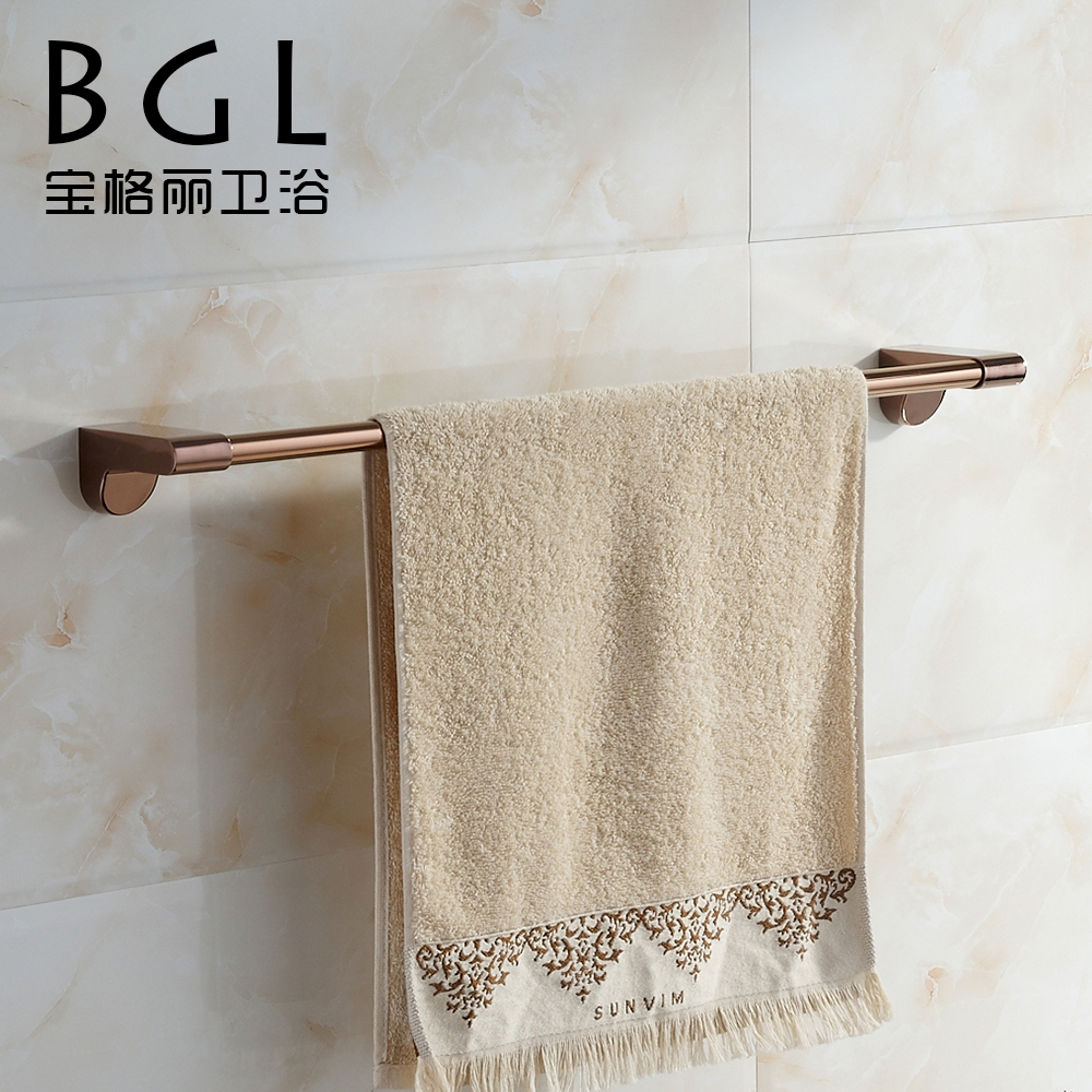17924 beautiful design simple modern towel bar for bathroom accessories