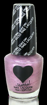 Scandal Heart Nail Polish # 64 Angel Purple Scandal Cosmetics