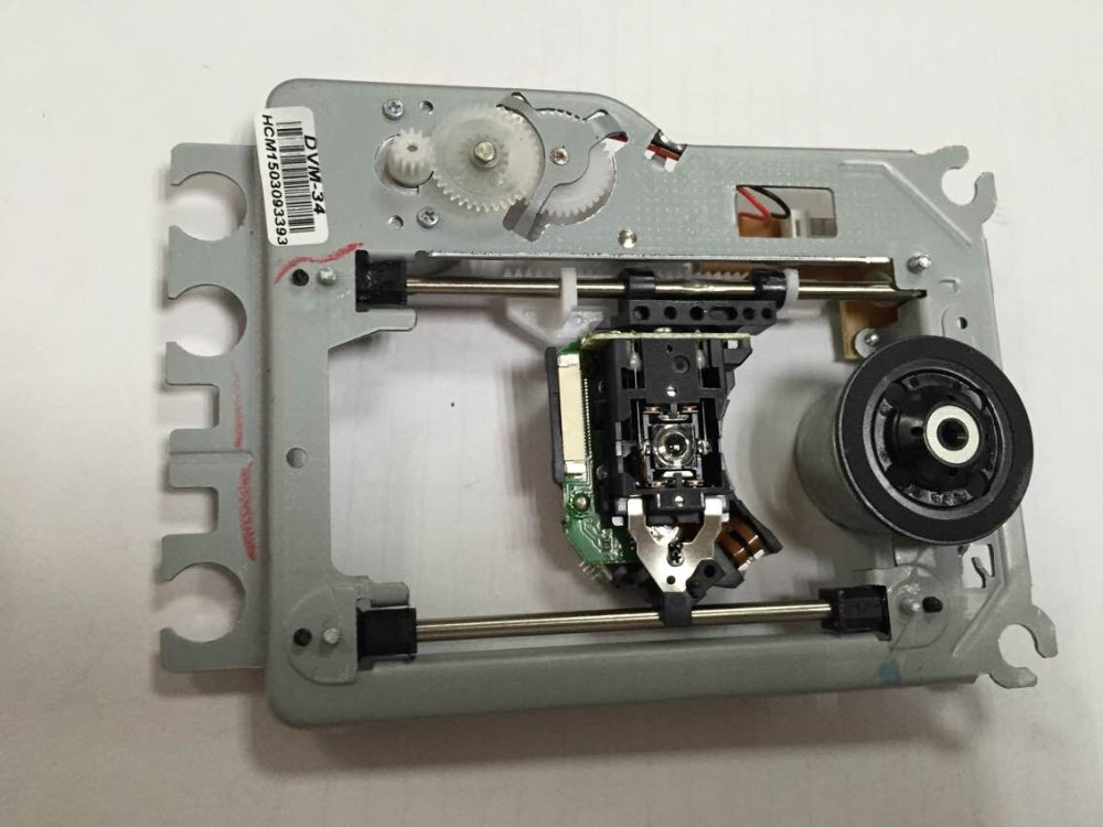 DVD mechanism DV34 with HD870 pickup