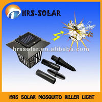 2015 New Arrival Summer pest control Solar mosquito, killer lamp, insect repellent light
