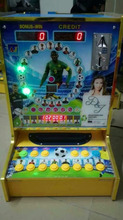 Top quality Uganda/zambia/Kenya mario coin operated gambling lottery DICE casino slot machine/jackpot coin operated fruit
