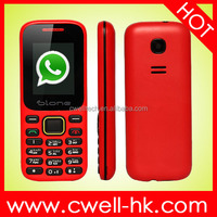 "2016 Factory Direct Hot Sales Cheap China Feature Phone 1.77"" Dual SIM Card Mobile Phone"