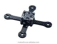 96mm Drone Frame Carbon Fiber super lightweight resistant to crash