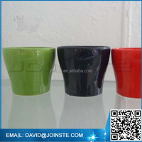 Ceramic flower pot painting designs