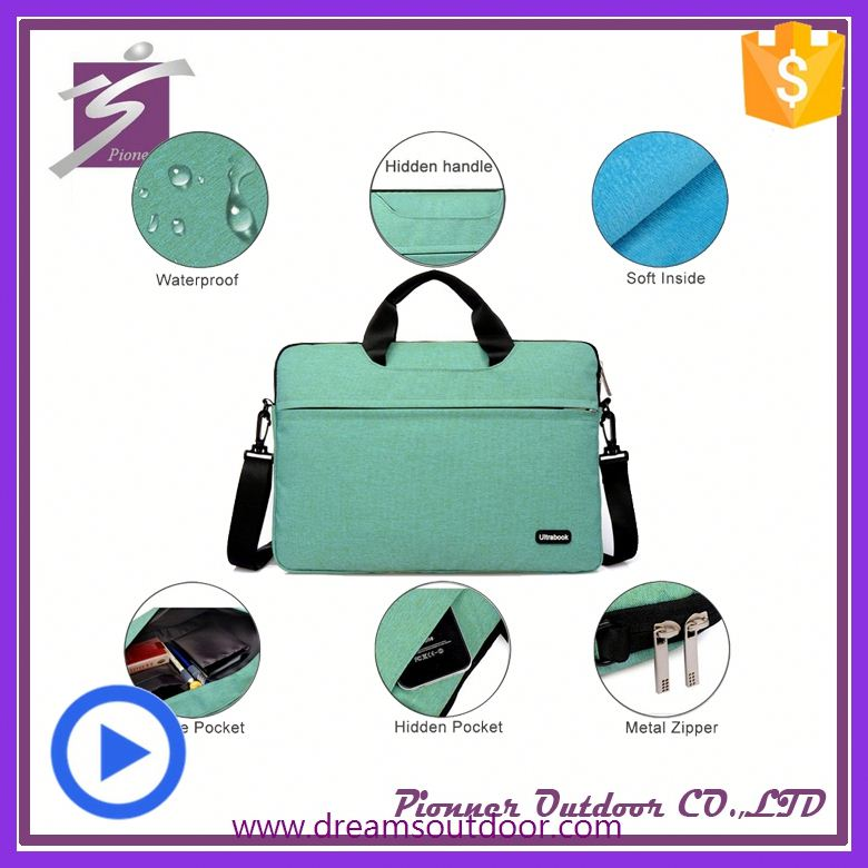 Eco-friendly Wool felt Material Laptop bag for MacBook