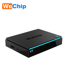 Wechip v7 3GB/32GB Amlogic S912 Android 7.1 Smart TV Box Octa-core Kodi 17.3 Fully Loaded,5G-WIFI,BT4.0,4K,H.265 Set Top Box