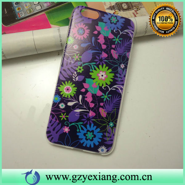 For iPhone 5 TPU Cover Case, Unique Phone Case For iPhone 5 Covers