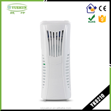 Room essential oil electric fan aroma dispenser stand type battery operated air fragrance dispenser perfume spray machine YK8210