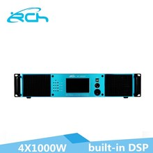 Source china manufacturer dsp module for active speaker 1000w 4 channel power amplifier dsp processor